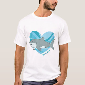 Love your Great White T-Shirt