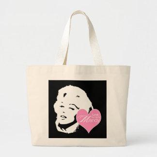 Love Your Hair by Mandy | Thousand Oaks Hair Jumbo Tote Bag