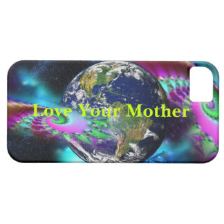 Love your mother barely there iPhone 5 case
