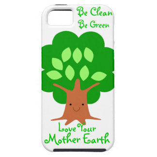 Love Your Mother Earth IPhone Case