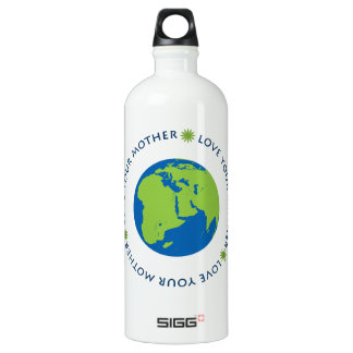Love Your Mother (Earth) SIGG Traveller 1.0L Water Bottle