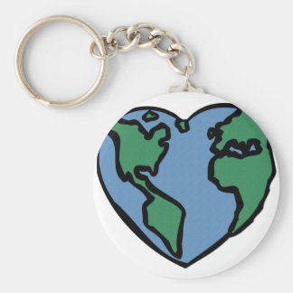 Love your Mother Key Chains