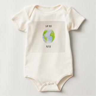 Love Your Mother Organic Baby Bodysuit