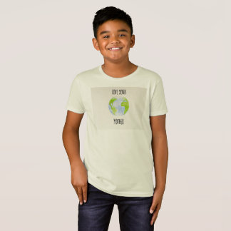 Love Your Mother Organic Kid's T-Shirt