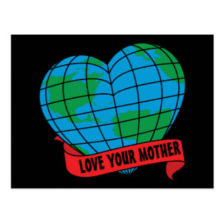 Love Your Mother Post Cards