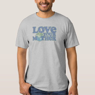 Love Your Mother Retro 70's T Shirts