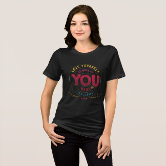 love your self tshirt