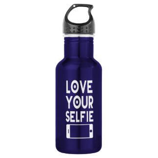 Love Your Selfie 532 Ml Water Bottle