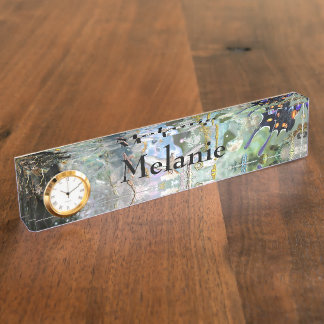 Love Your World! Nameplate