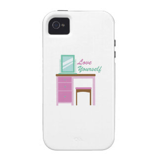 Love Yourself Case-Mate iPhone 4 Cover