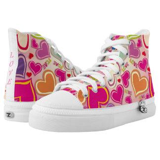 LOVE Zipz Shoes