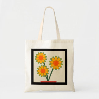 Loveable Sunflowers Tote Bag