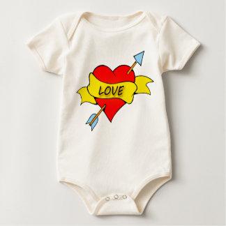 loveBIG Baby Bodysuit