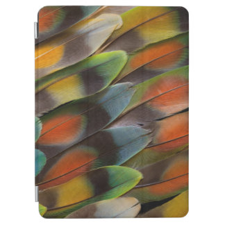 Lovebird Feather Pattern iPad Air Cover