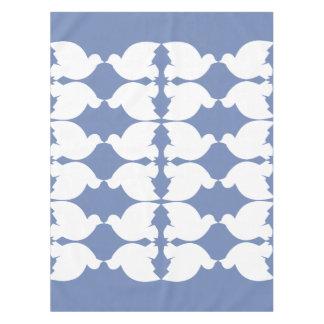 Lovebirds / Custom Cotton Tablecloth