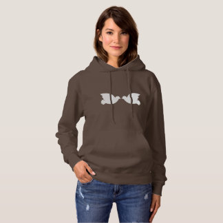 Lovebirds / Women's Basic Hooded Sweatshirt
