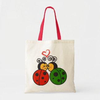 lovebug tote bags