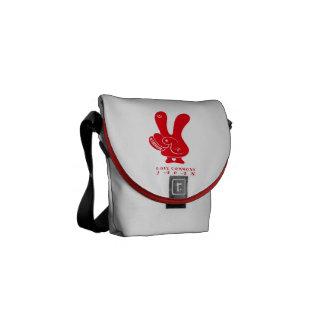 LOVECOMMONS JAPAN bag Messenger Bags