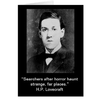 Lovecraft 1 card