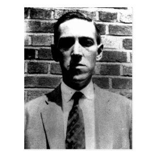 Lovecraft Postcard