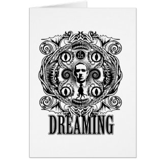 Lovecraftian Dreams Card