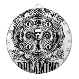 Lovecraftian Dreams Dartboard