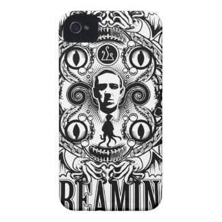 Lovecraftian Dreams iPhone 4 Cover