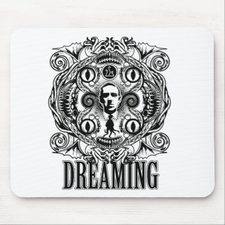 Lovecraftian Dreams Mouse Pad