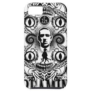 Lovecraftian Dreams Tough iPhone 5 Case