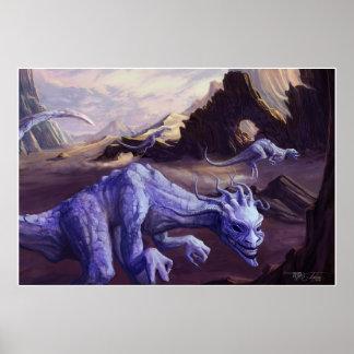 Lovecraft's Dreamlands: Ghasts Poster