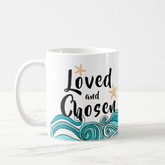 Loved and Chosen Starfish - Adoption Foster Care Coffee Mug