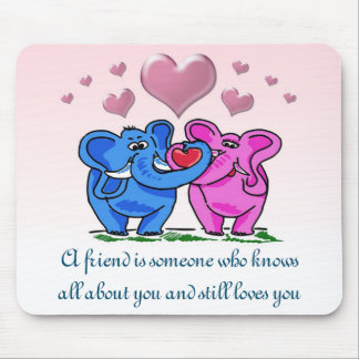 Loved Anyway mousepad