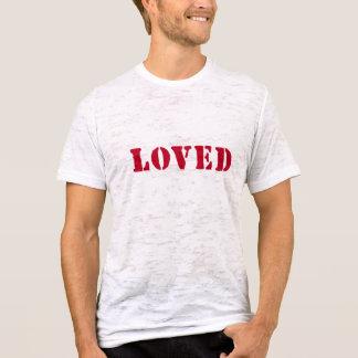 Loved Burnout T-Shirt