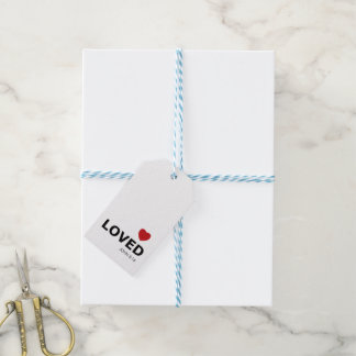 Loved Gift Tags
