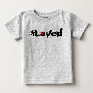 #Loved Toddler T-shirt
