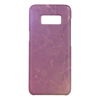 LoveGeo Abstract Geometric Design - Amethyst Mage Case-Mate Samsung Galaxy S8 Case