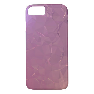 LoveGeo Abstract Geometric Design - Amethyst Mage iPhone 8/7 Case
