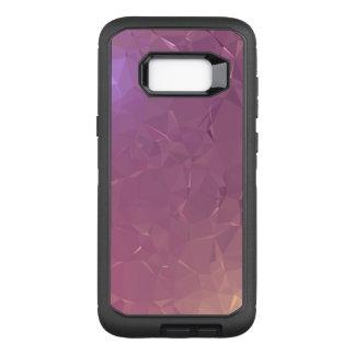 LoveGeo Abstract Geometric Design - Amethyst Mage OtterBox Defender Samsung Galaxy S8+ Case