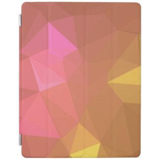 LoveGeo Abstract Geometric Design - Celestial Sun iPad Cover