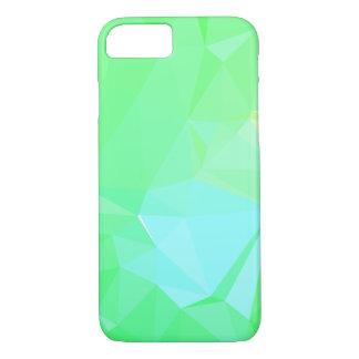 LoveGeo Abstract Geometric Design - Chameleon Jade iPhone 8/7 Case
