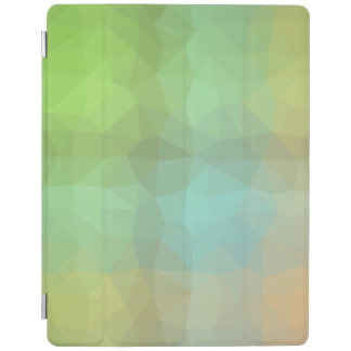 LoveGeo Abstract Geometric Design - Chartreuse iPad Cover