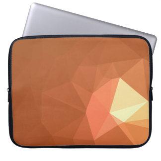 LoveGeo Abstract Geometric Design - Earth Blossom Laptop Sleeve