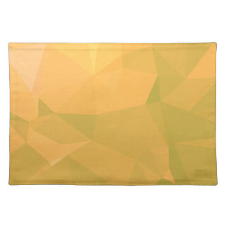 LoveGeo Abstract Geometric Design - Flash Symbol Placemat
