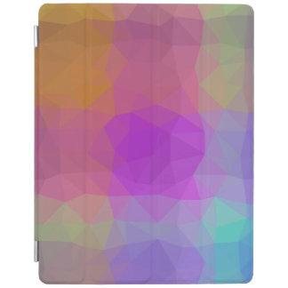 LoveGeo Abstract Geometric Design - Galaxy Worlds iPad Cover