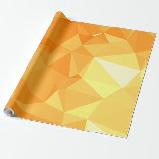 LoveGeo Abstract Geometric Design - Goddess Honey Wrapping Paper