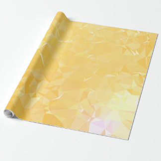 LoveGeo Abstract Geometric Design - Honey Comb Wrapping Paper