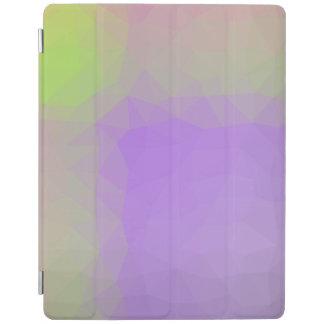 LoveGeo Abstract Geometric Design - Lavender Scent iPad Cover
