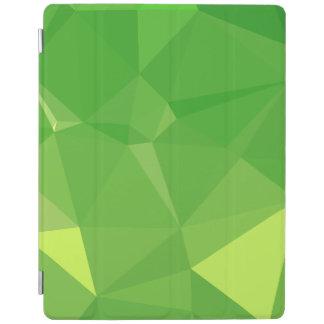 LoveGeo Abstract Geometric Design - Peridot Sky iPad Cover