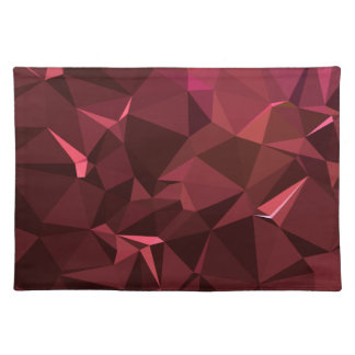 LoveGeo Abstract Geometric Design - Persian Crown Placemat