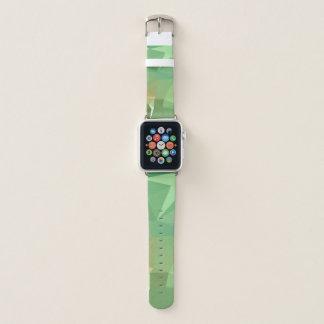 LoveGeo Abstract Geometric Design - Sea Pine Apple Watch Band